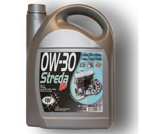 0W-30 STREDA P (C2) BIDON 5L °