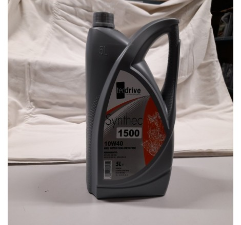 5 LITRES HUILE SYNTHEC 1500...