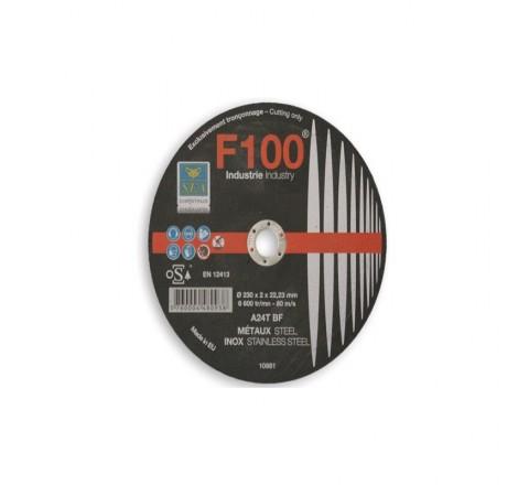 MEULE F100 METAUX 230X2X22...